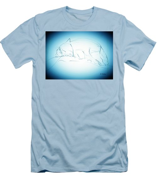 Catnap Men's T-Shirt (Athletic Fit)