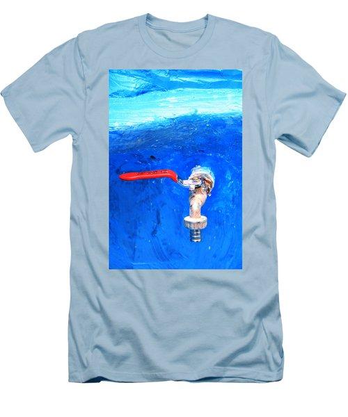 ccs Men's T-Shirt (Slim Fit) by Jez C Self