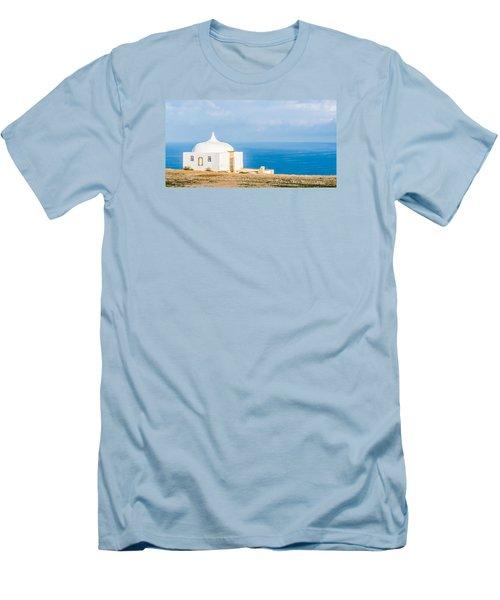 Chapel Of Memory Men's T-Shirt (Athletic Fit)