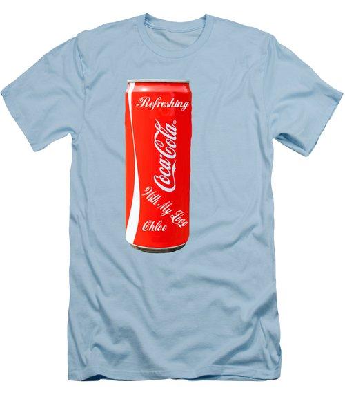 Chloe Men's T-Shirt (Slim Fit) by EricaMaxine Price