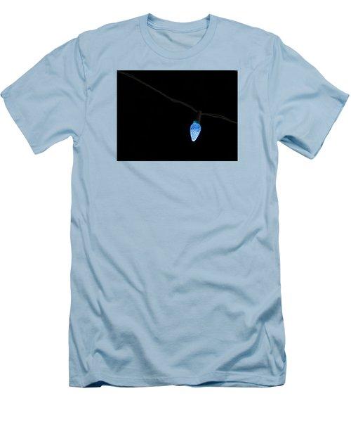 Christmas Light Men's T-Shirt (Slim Fit) by Steven Ralser