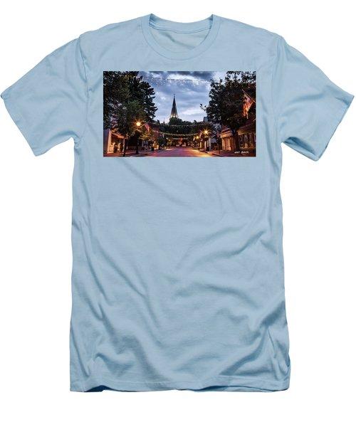 Church Circle Men's T-Shirt (Athletic Fit)