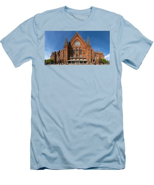 Cincinnati Music Hall Men's T-Shirt (Athletic Fit)