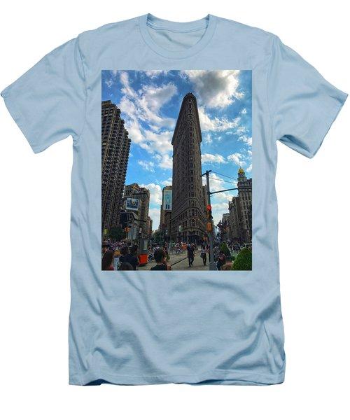 City Walk  Men's T-Shirt (Athletic Fit)