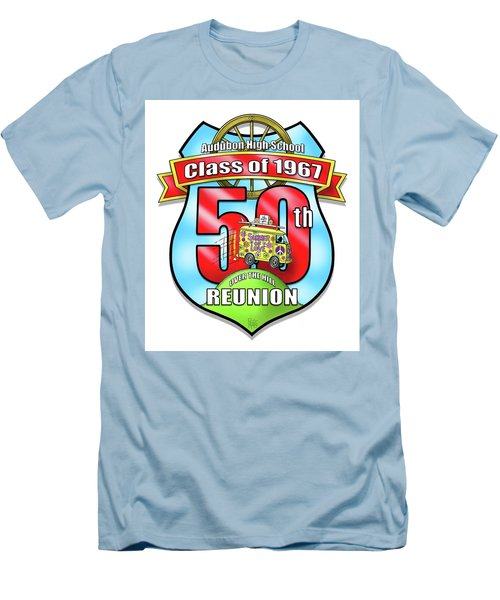 Class Of 67 Men's T-Shirt (Athletic Fit)