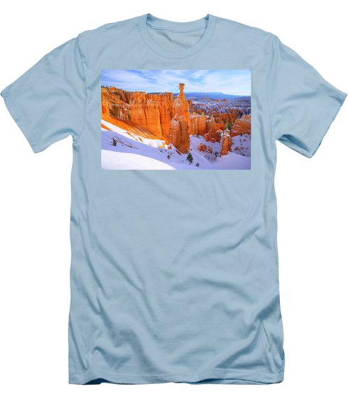 Men's T-Shirt (Slim Fit) featuring the photograph Classic Bryce by Chad Dutson