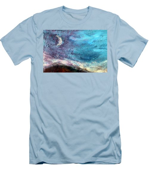 Clay Moon Men's T-Shirt (Athletic Fit)