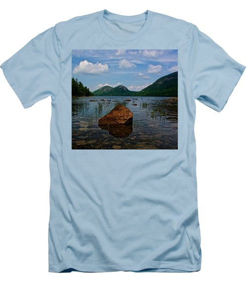 Clear Waters Men's T-Shirt (Athletic Fit)