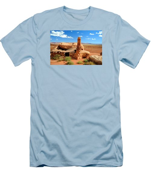 Cliff Dwellers Men's T-Shirt (Athletic Fit)