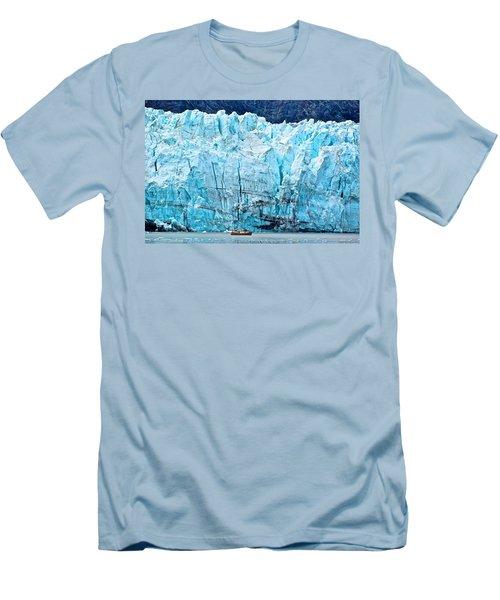 Closer Perspective Men's T-Shirt (Slim Fit) by Eric Tressler