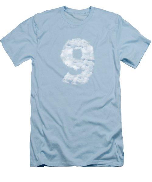 Cloud Nine Men's T-Shirt (Slim Fit) by Matt Malloy