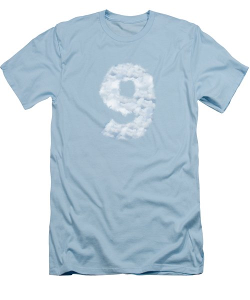 Cloud Nine Men's T-Shirt (Athletic Fit)