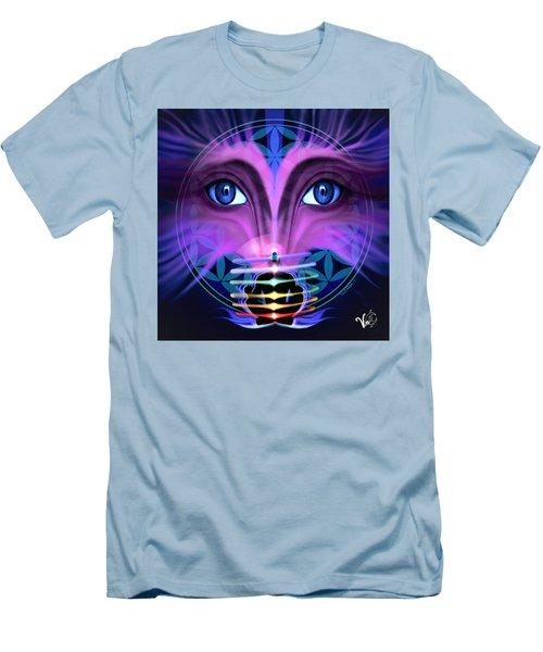 Cloud Services Men's T-Shirt (Athletic Fit)