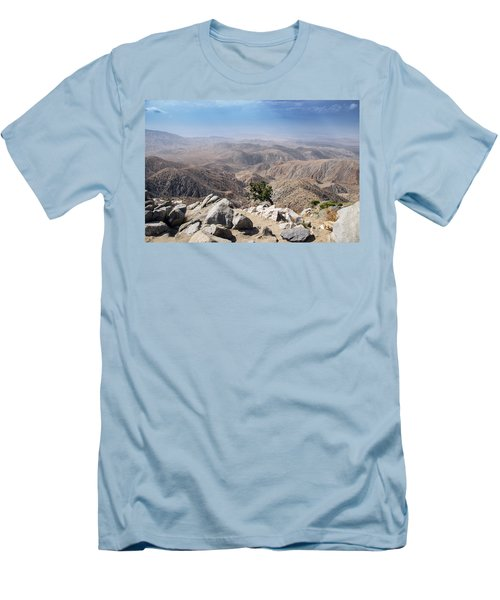Coachella Valley Men's T-Shirt (Athletic Fit)