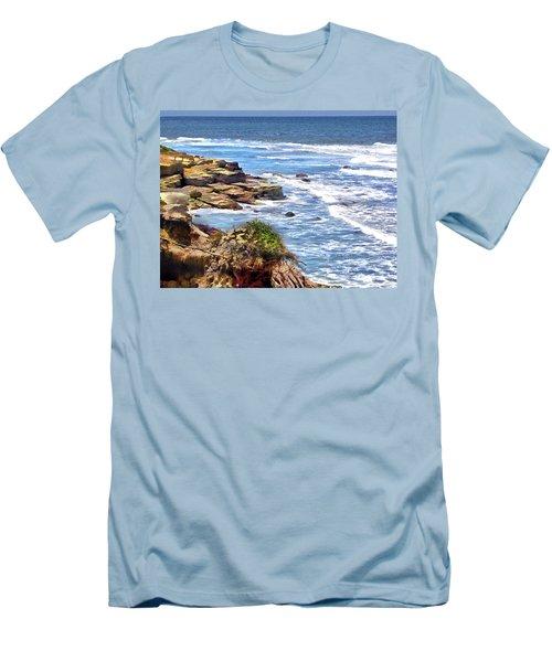 Coastal Dream Men's T-Shirt (Athletic Fit)