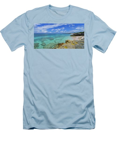 Color And Texture Men's T-Shirt (Athletic Fit)