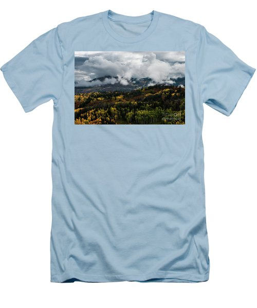 Colorado - 0239 Men's T-Shirt (Athletic Fit)