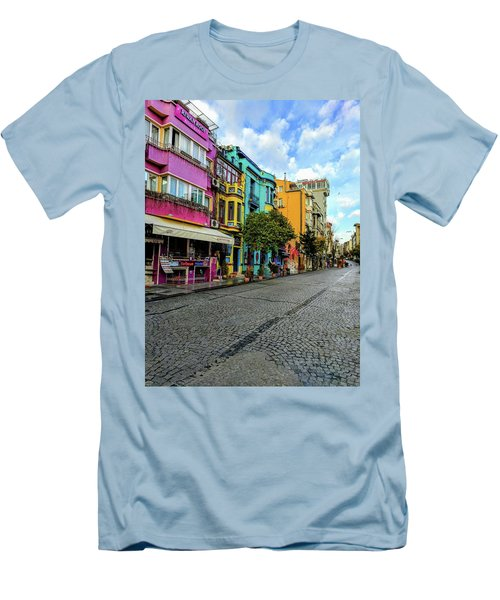 Colors Of Istanbul Men's T-Shirt (Athletic Fit)