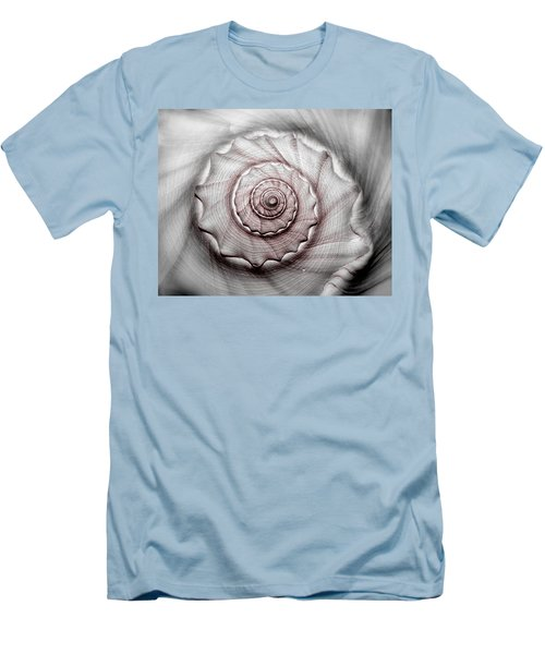 Men's T-Shirt (Slim Fit) featuring the photograph Coming Or Going by Tammy Schneider