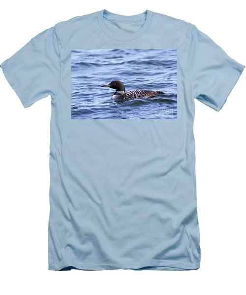 Common Loon Men's T-Shirt (Athletic Fit)