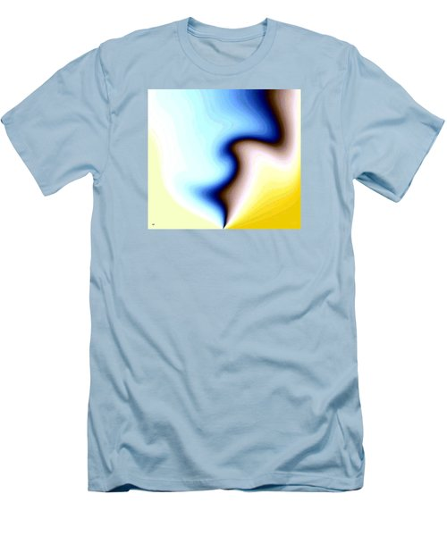 Men's T-Shirt (Athletic Fit) featuring the digital art Conceptual 7 by Will Borden