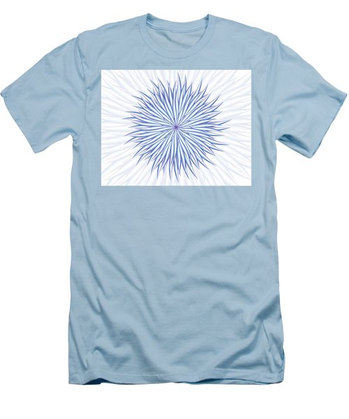 Men's T-Shirt (Slim Fit) featuring the digital art Consontrate by Jamie Lynn