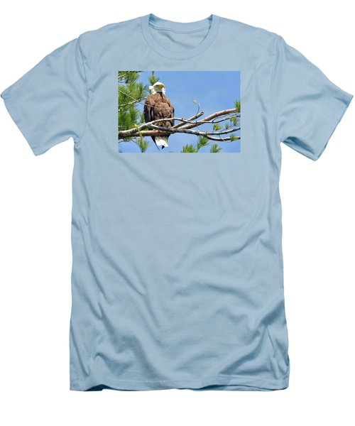 Men's T-Shirt (Slim Fit) featuring the photograph Cool Breeze by Glenn Gordon