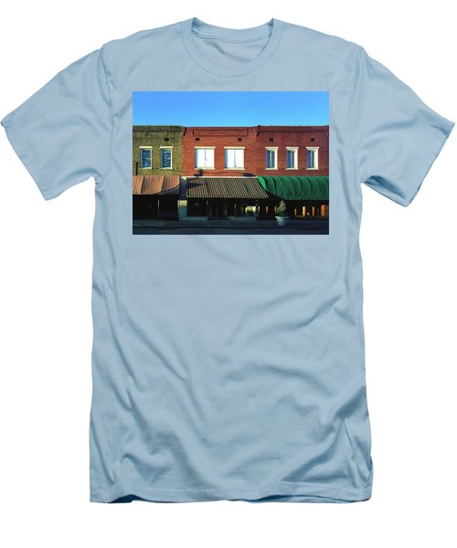 Corinth Light Men's T-Shirt (Slim Fit) by Jan W Faul