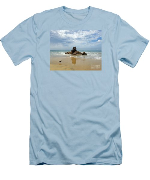 Corona Del Mar 2 Men's T-Shirt (Athletic Fit)
