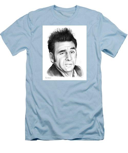 Cosmo Kramer Men's T-Shirt (Slim Fit)