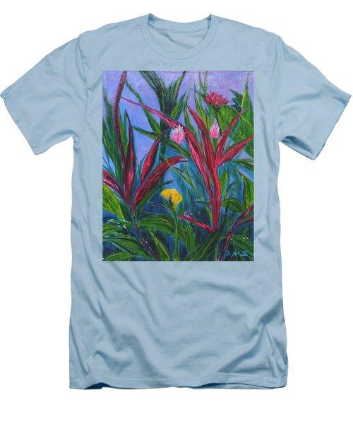 Costa Rica Men's T-Shirt (Slim Fit) by Diane Arlitt