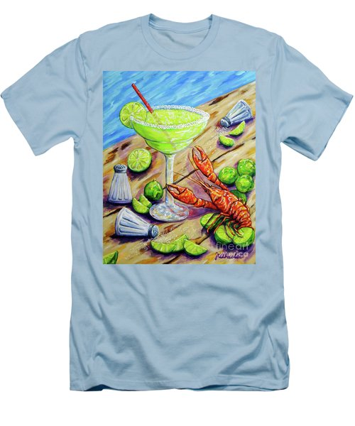 Craw-rita Men's T-Shirt (Athletic Fit)