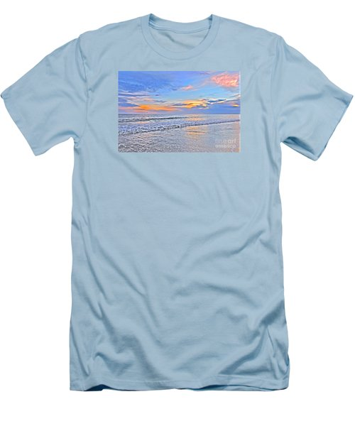 Creators Sunset Men's T-Shirt (Athletic Fit)