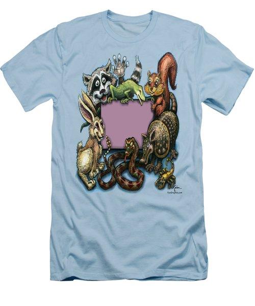 Critters Men's T-Shirt (Athletic Fit)