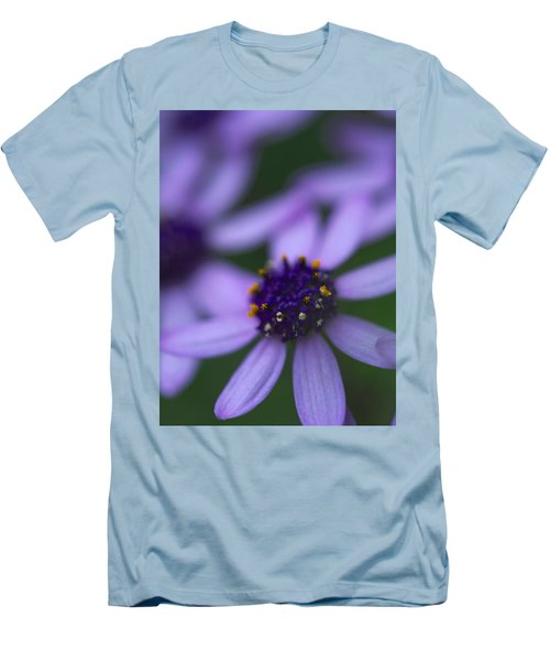 Crowned With Purple Men's T-Shirt (Athletic Fit)