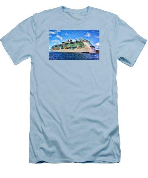 Cruising Thru Life Men's T-Shirt (Athletic Fit)