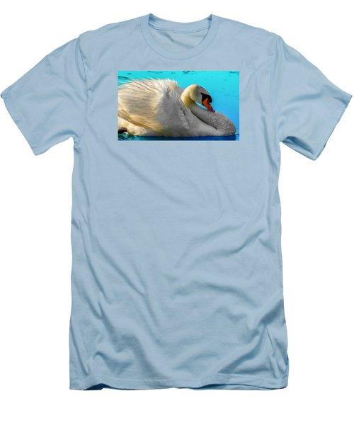 Cygnus Shine 2 Men's T-Shirt (Slim Fit) by Brian Stevens