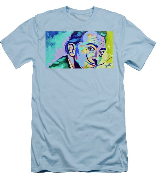 Dali 2 Men's T-Shirt (Athletic Fit)