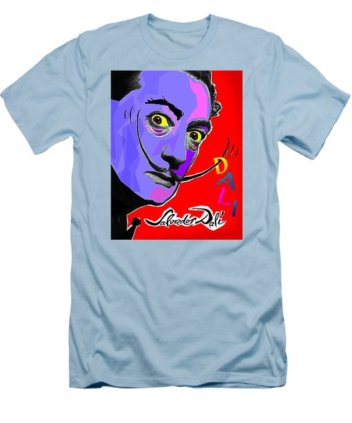Dali Dali Men's T-Shirt (Slim Fit) by Hartmut Jager