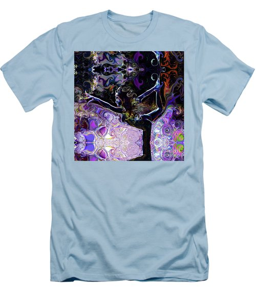 Dancer Pose Men's T-Shirt (Athletic Fit)