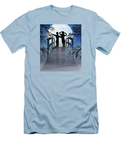Dancing In The Moonlight Men's T-Shirt (Athletic Fit)