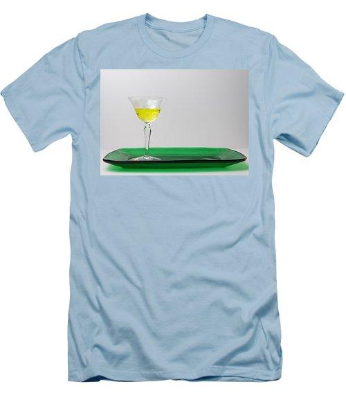 Men's T-Shirt (Slim Fit) featuring the photograph Dandelion Wine by Susan Capuano