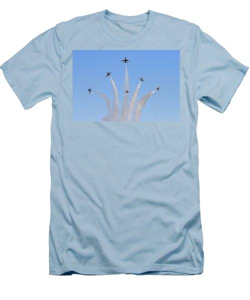 Delta Burst Men's T-Shirt (Athletic Fit)