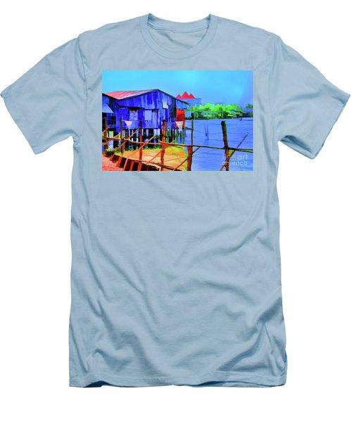 Delta Cove Men's T-Shirt (Athletic Fit)