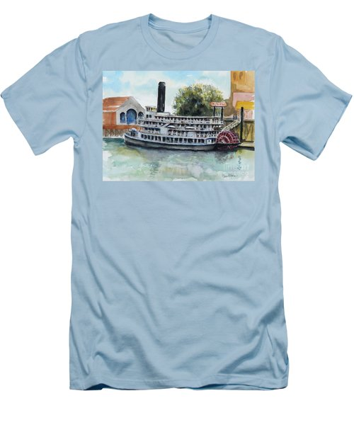 Delta King Men's T-Shirt (Slim Fit) by William Reed