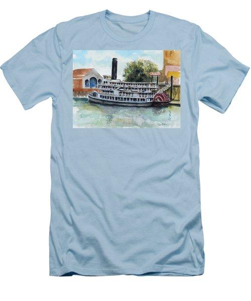 Delta King Men's T-Shirt (Athletic Fit)