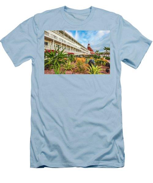 Desert Del Men's T-Shirt (Athletic Fit)