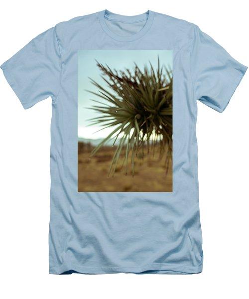 Desert Leaves Men's T-Shirt (Athletic Fit)