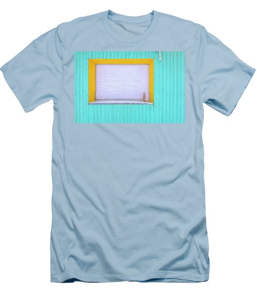 Men's T-Shirt (Athletic Fit) featuring the photograph Diet Coke by John Poon