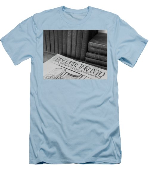 Discover Toronto Men's T-Shirt (Athletic Fit)